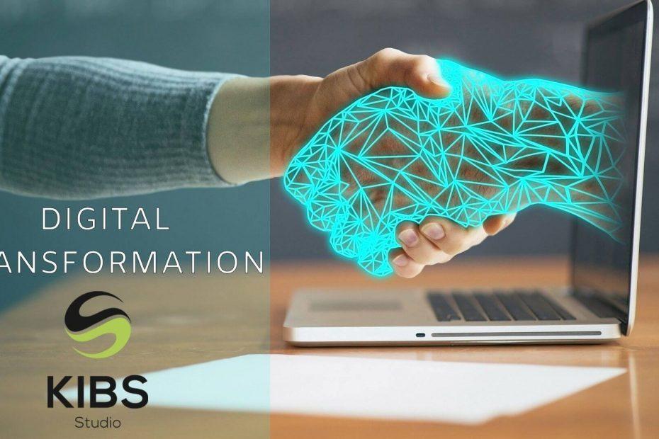 Dalle macchine a vapore alla digital transformation KIBS Studio