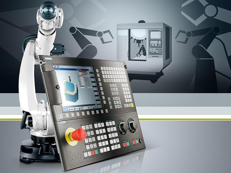 Integrazione macchine utensili