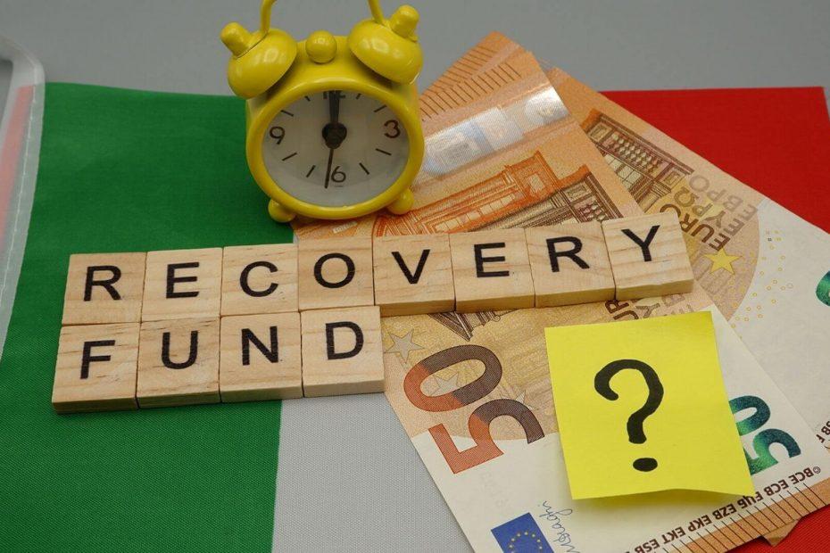 UE da recovery Perché continuiamo ad essere imprenditori KIBS Studio
